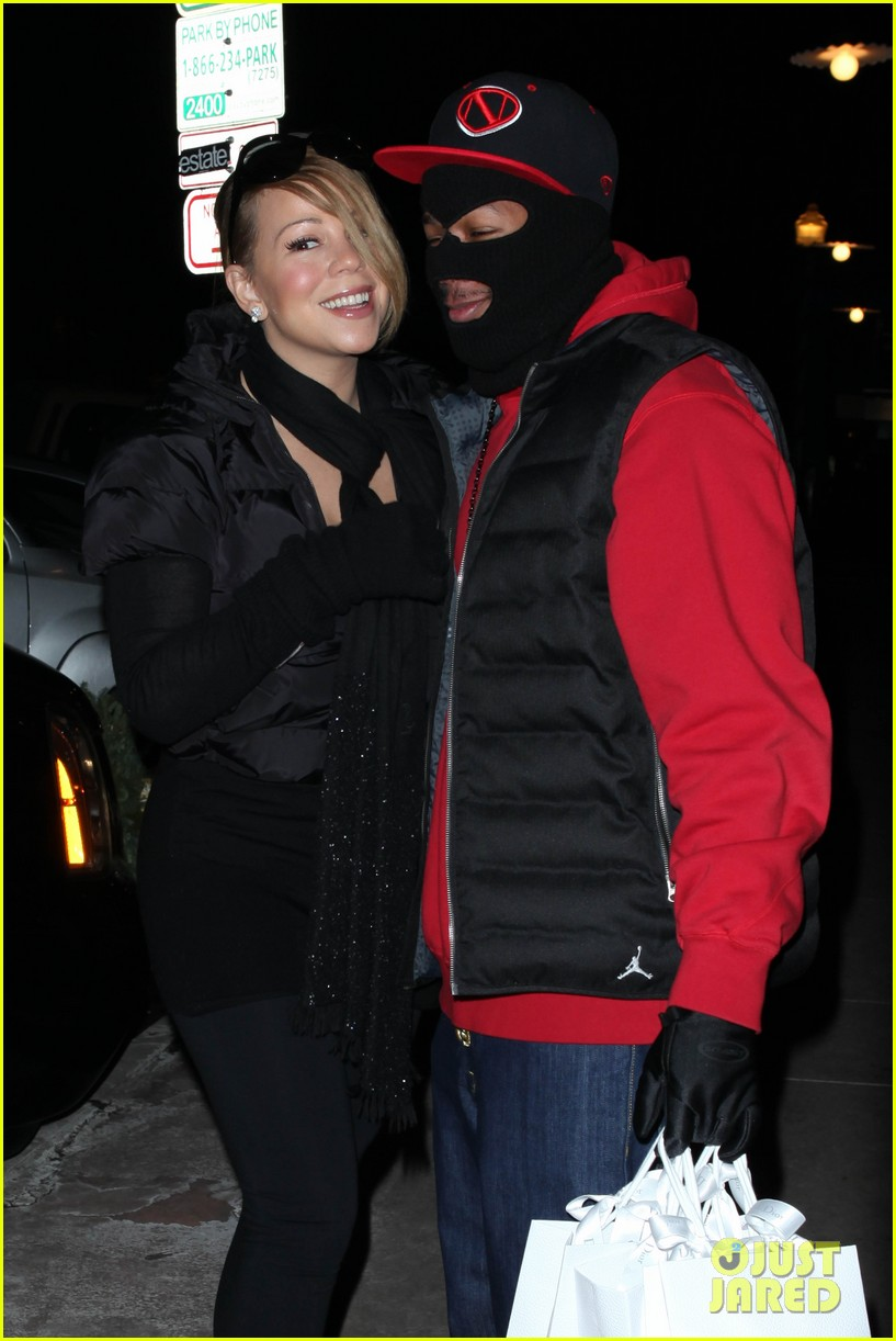 mariah carey shop aspen with nick cannon 15