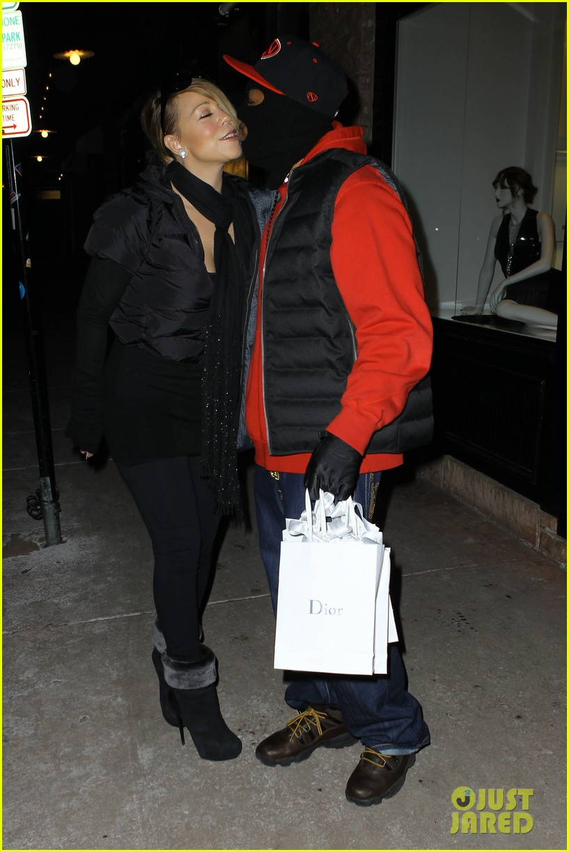 mariah carey shop aspen with nick cannon 16