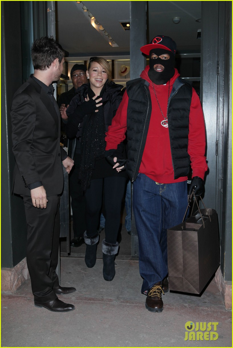 mariah carey shop aspen with nick cannon 262612132