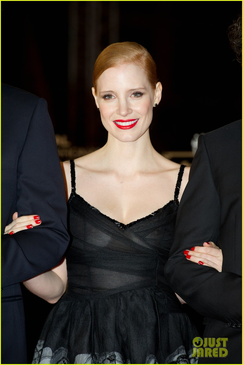 jessica chastain marrakech film festival 05