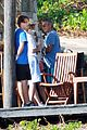 george clooney stacy keibler cabo mexico 06