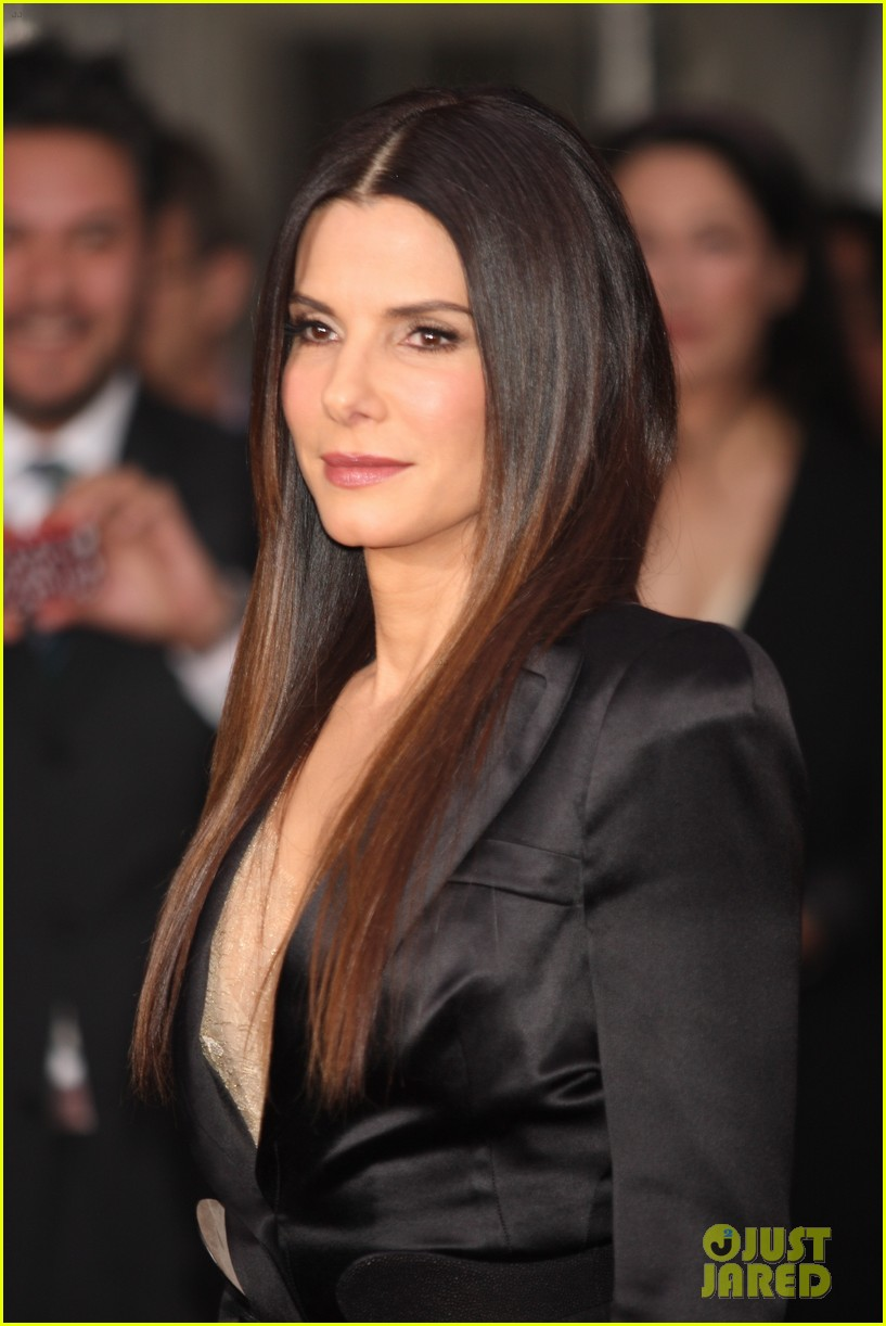 sandra bullock extremely loud incredibly close premiere 09