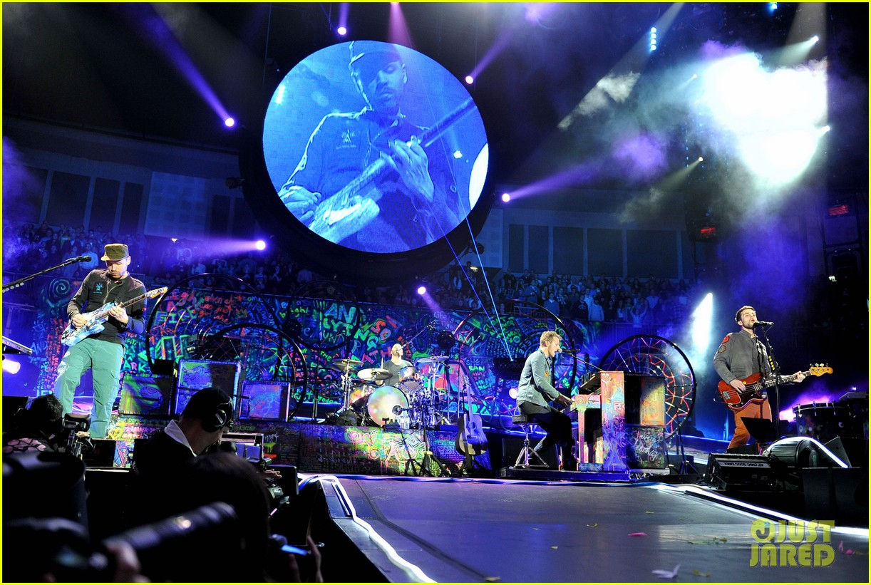 coldplay tour dates announced 02