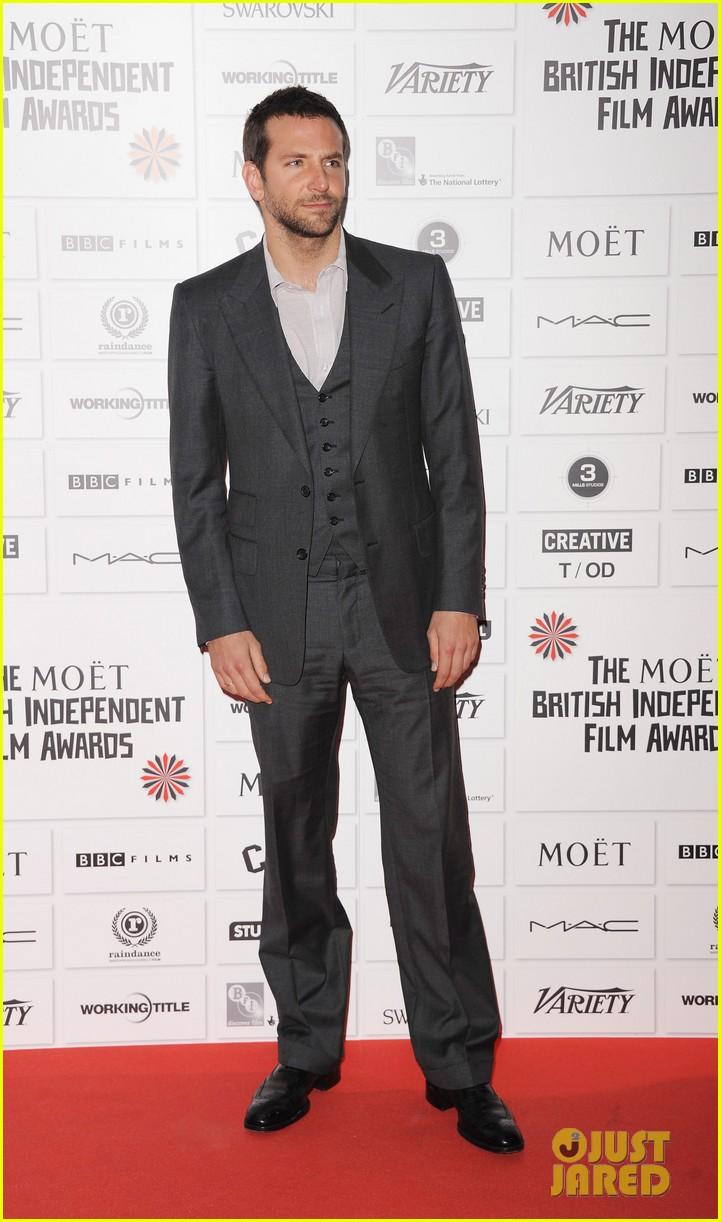 bradley cooper michael fassbender british independent awards 07