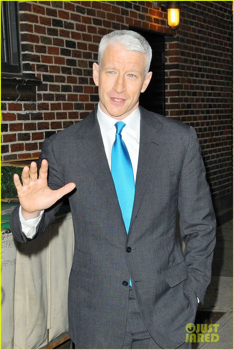 anderson cooper letterman 04