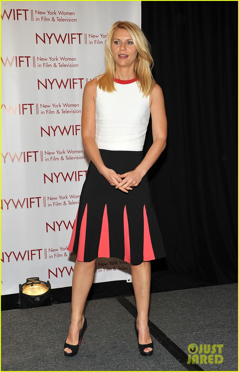 Full Sized Photo of claire danes nywift muse awards 07 ... Claire Danes