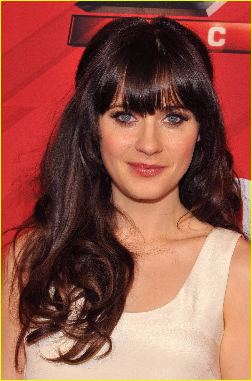 zooey deschanel x factor 06