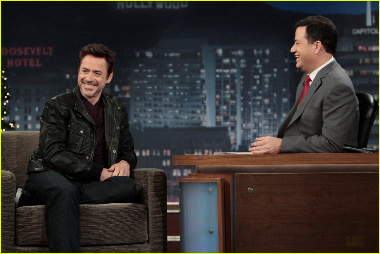 robert downey jr jimmy kimmel live 01