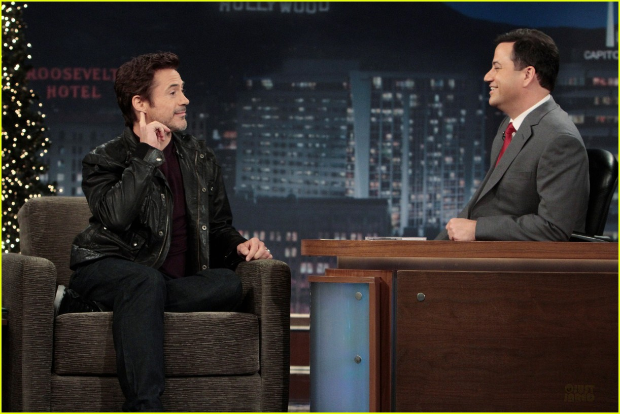 robert downey jr jimmy kimmel live 03