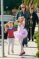 jennifer garner leaves ballet class with the girls 07