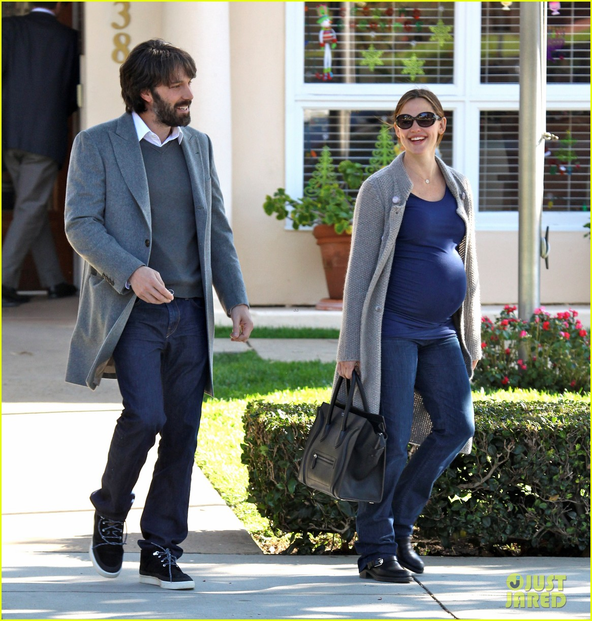 jennifer garner christmas shopping with ben affleck 02