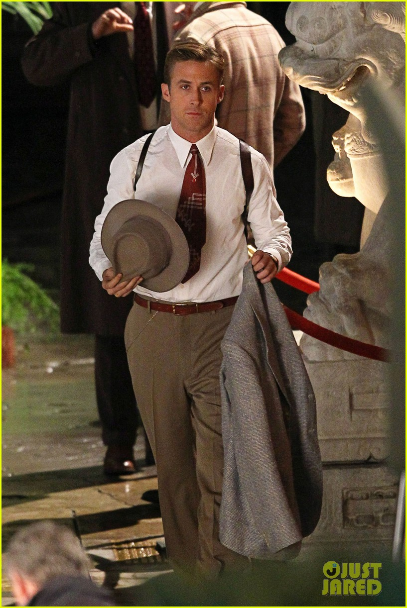 ryan gosling late night gangster squad 01