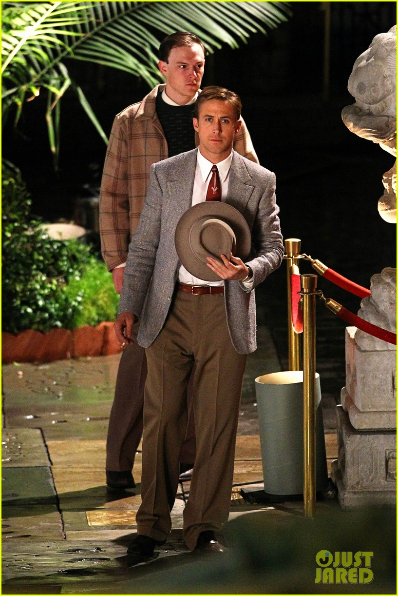 ryan gosling late night gangster squad 07