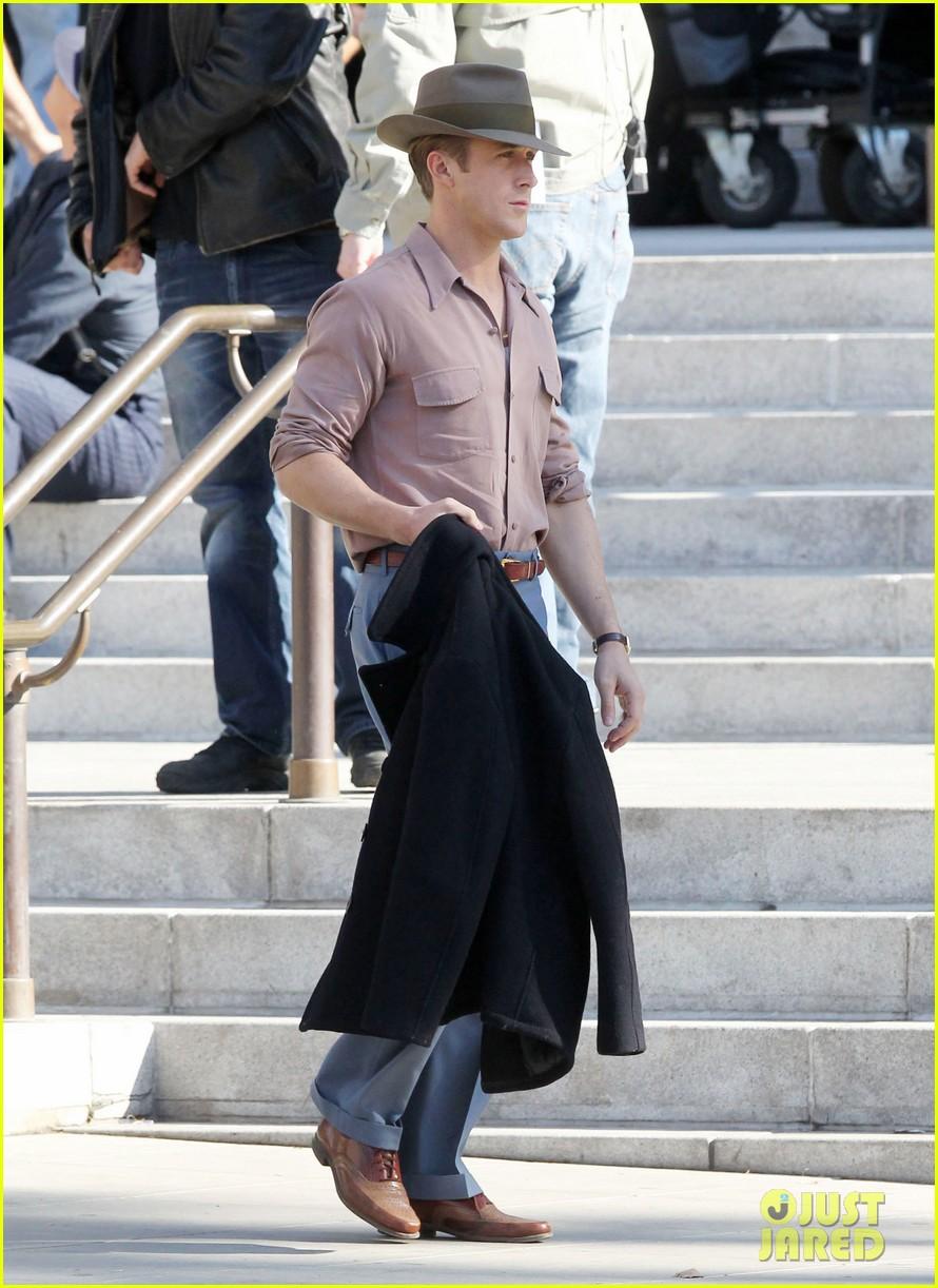 ryan gosling gangster squad monday 09