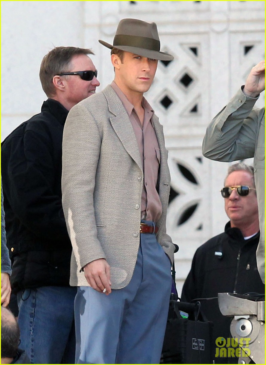 ryan gosling gangster squad monday 12