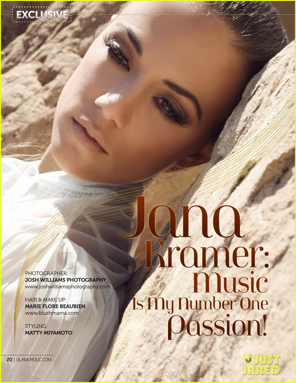 jana kramer glamoholic magazine 02