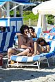 zoe kravitz penn badgley miami vacation 07
