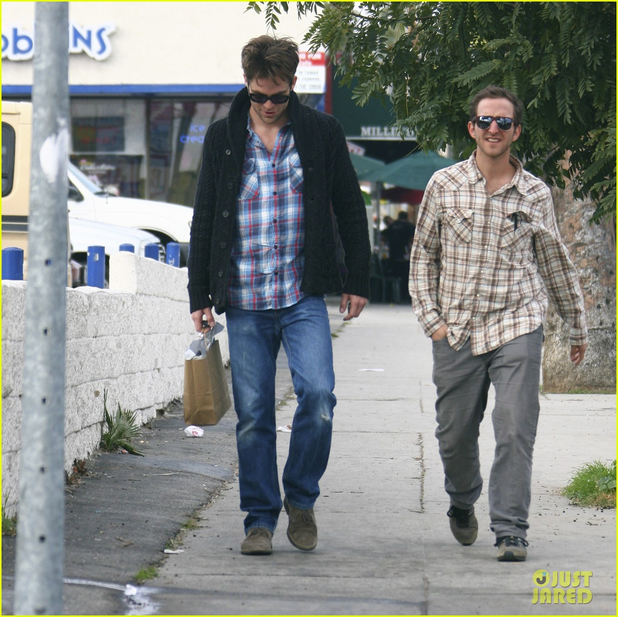 chris pine out about la 062609376