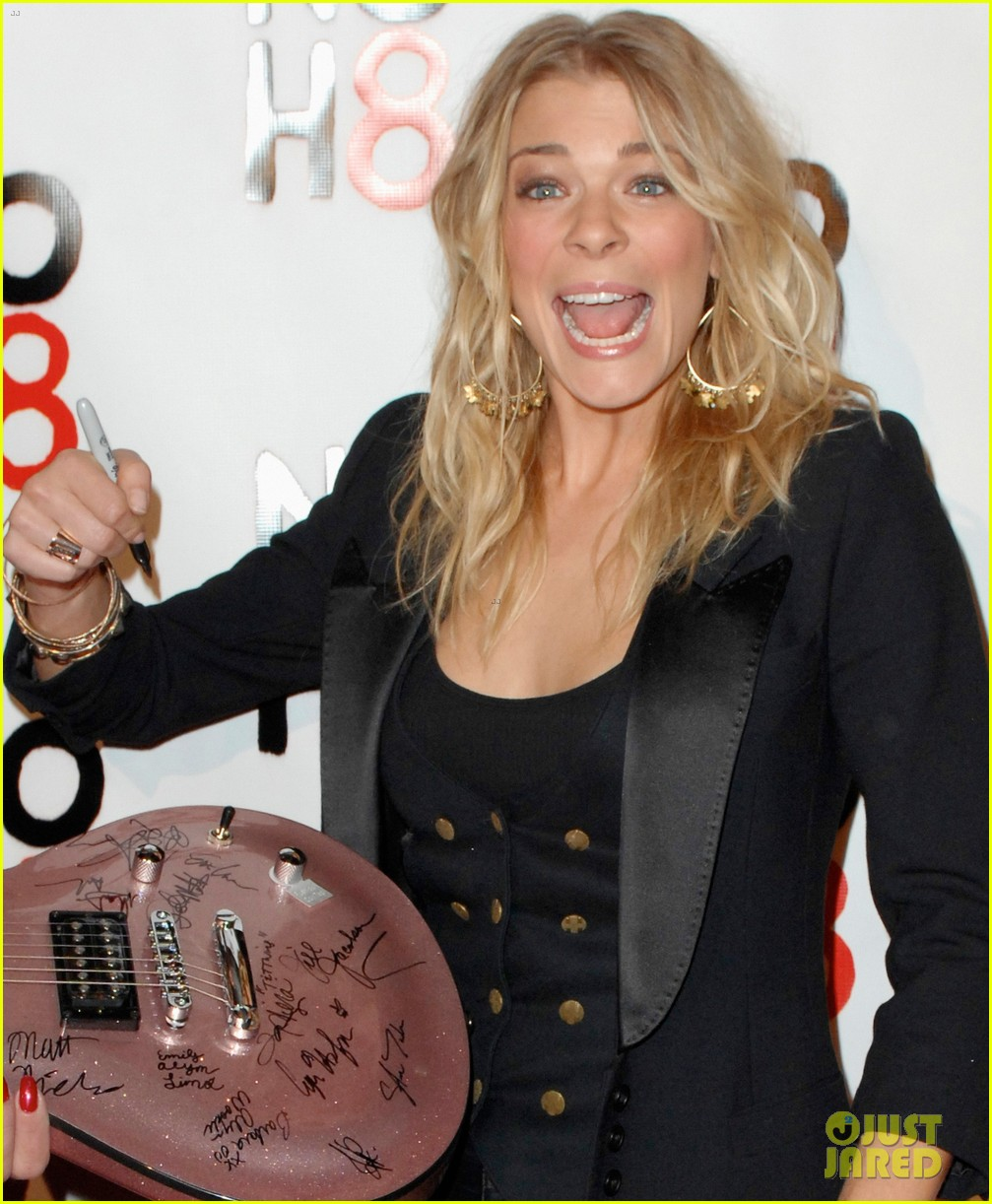 leann rimes noh8 campaigns 3 year anniversary celebration 102609851