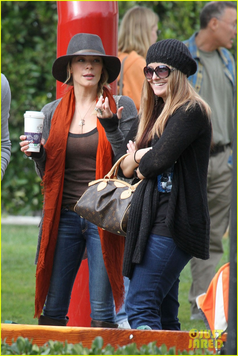 leann rimes jake shopping malibu 06