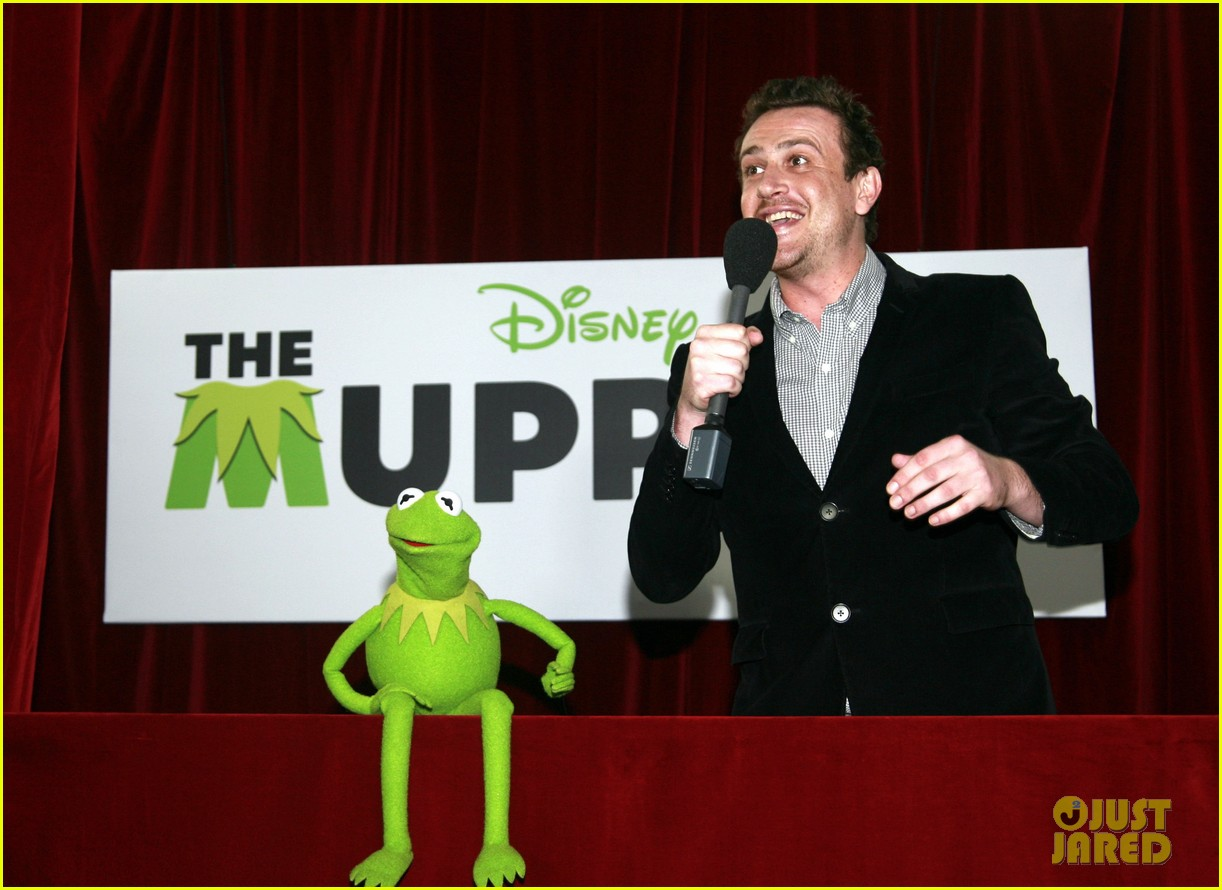 jason segal muppets premiere sydney 04