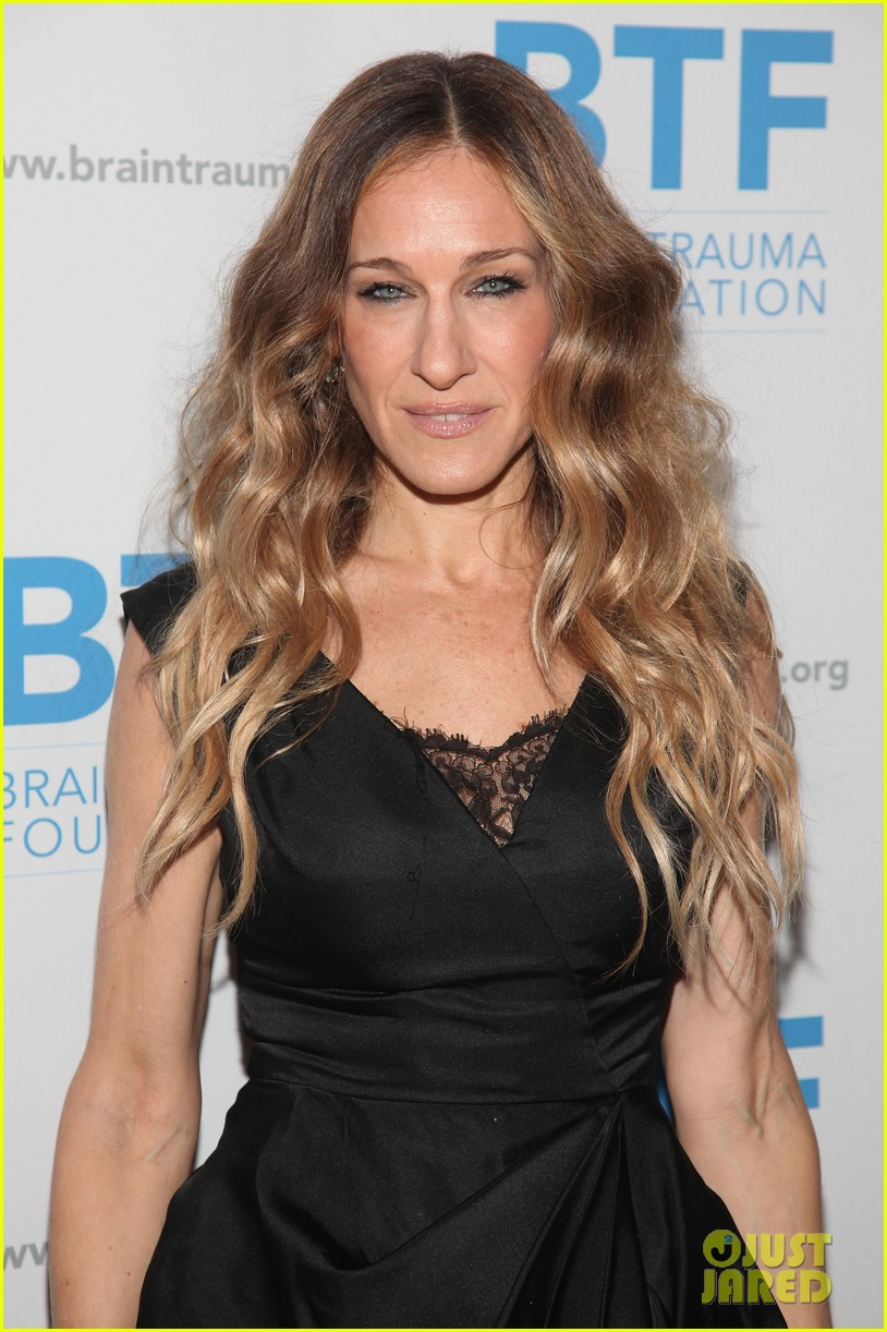 sarah jessica parker brain trauma foundation 08