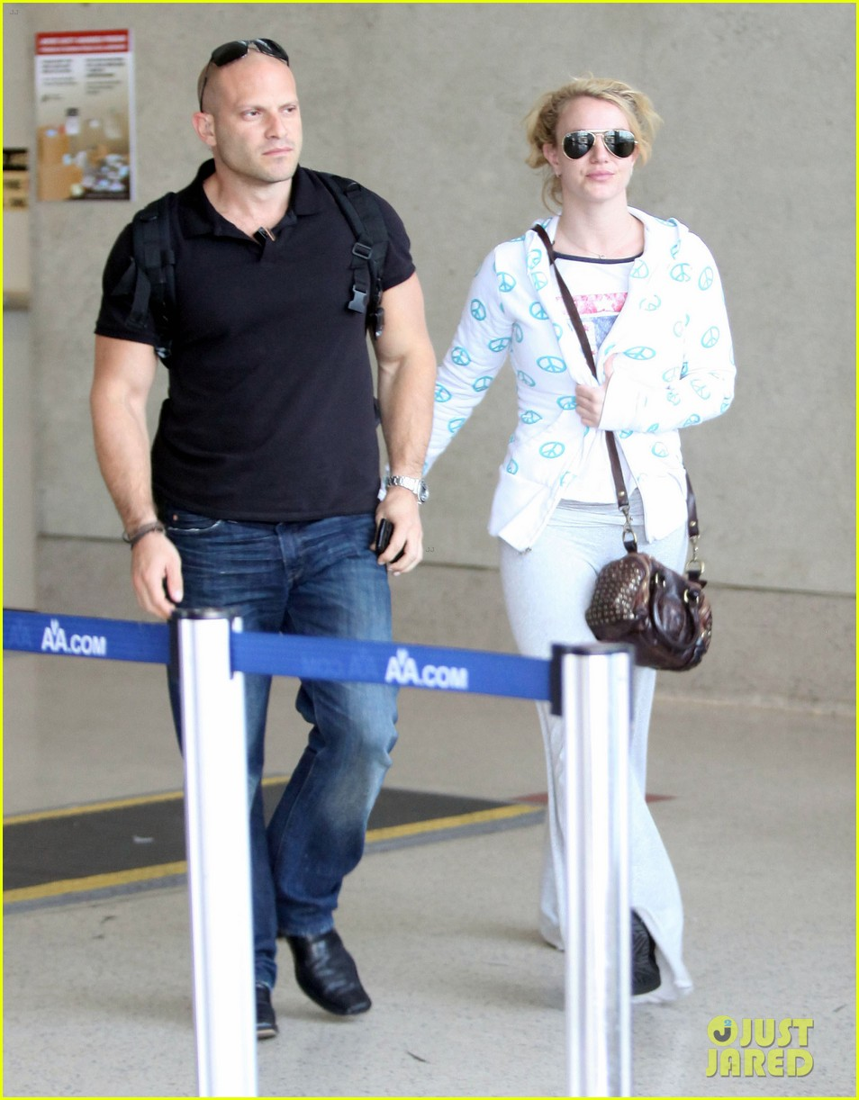 britney spears jason trawick lax 03