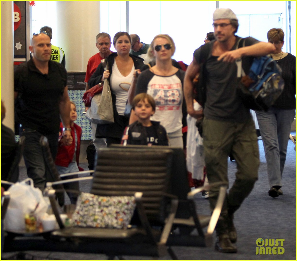 britney spears jason trawick lax 05