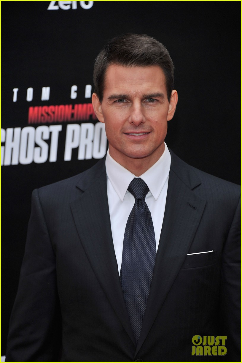 Tom Cruise Mission Impossible Ghost Protocol Hair