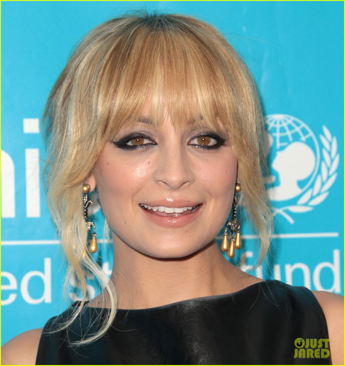kate walsh nicole richie unicef ball 19