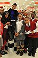 willow smith target shopping spree boys girls club 04