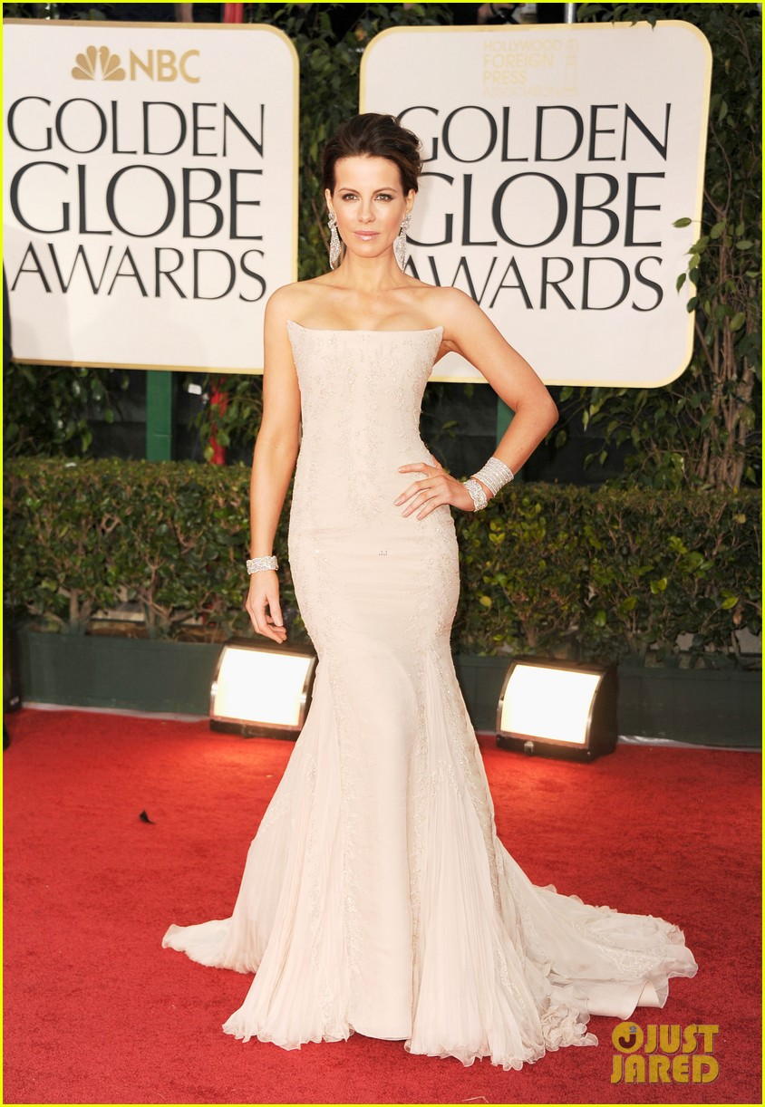 kate beckinsale golden globes 05
