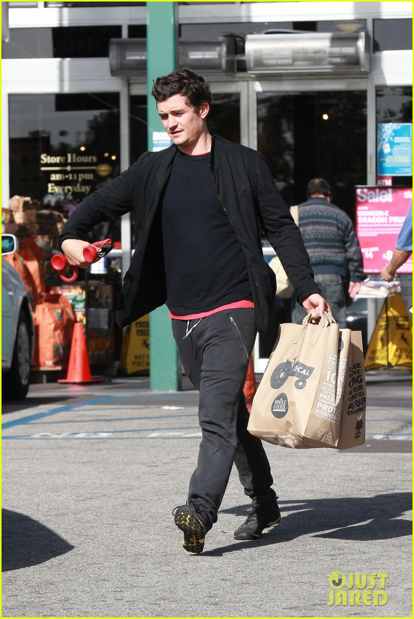 orlando bloom whole foods 152620519