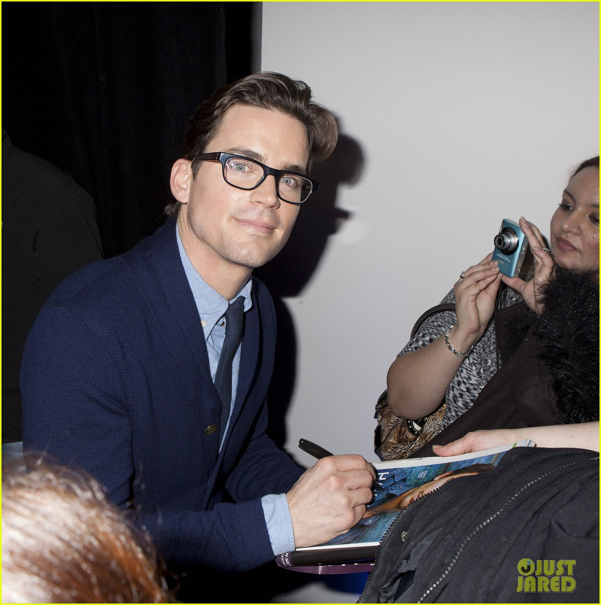 matt bomer apple store talk 01