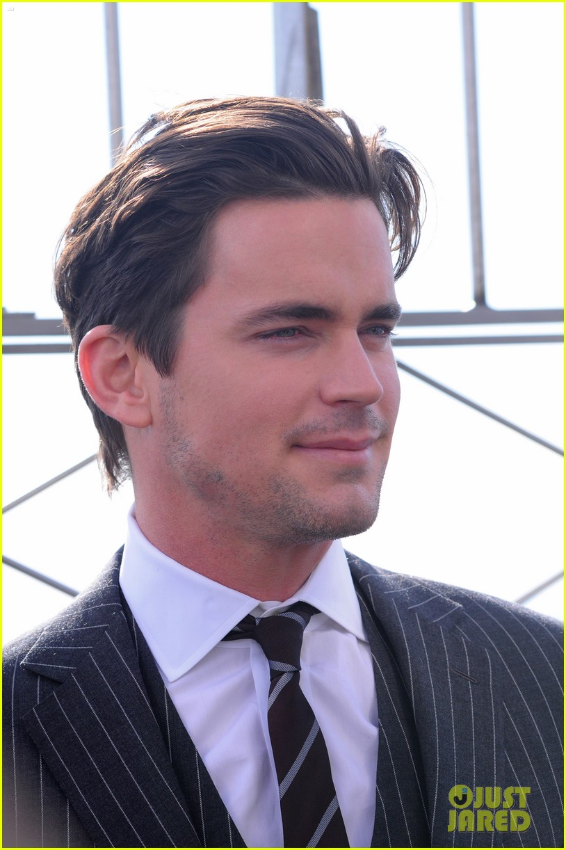 matt bomer empire state building 022619424