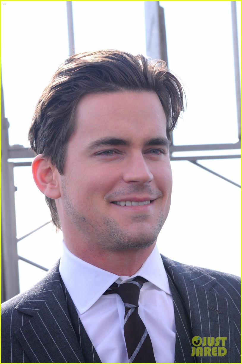matt bomer empire state building 062619428