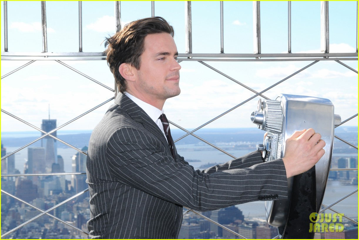 matt bomer empire state building 112619433