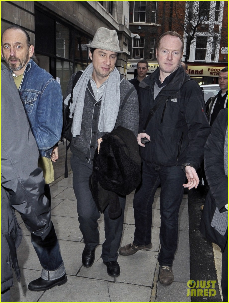 zach braff west end london 02