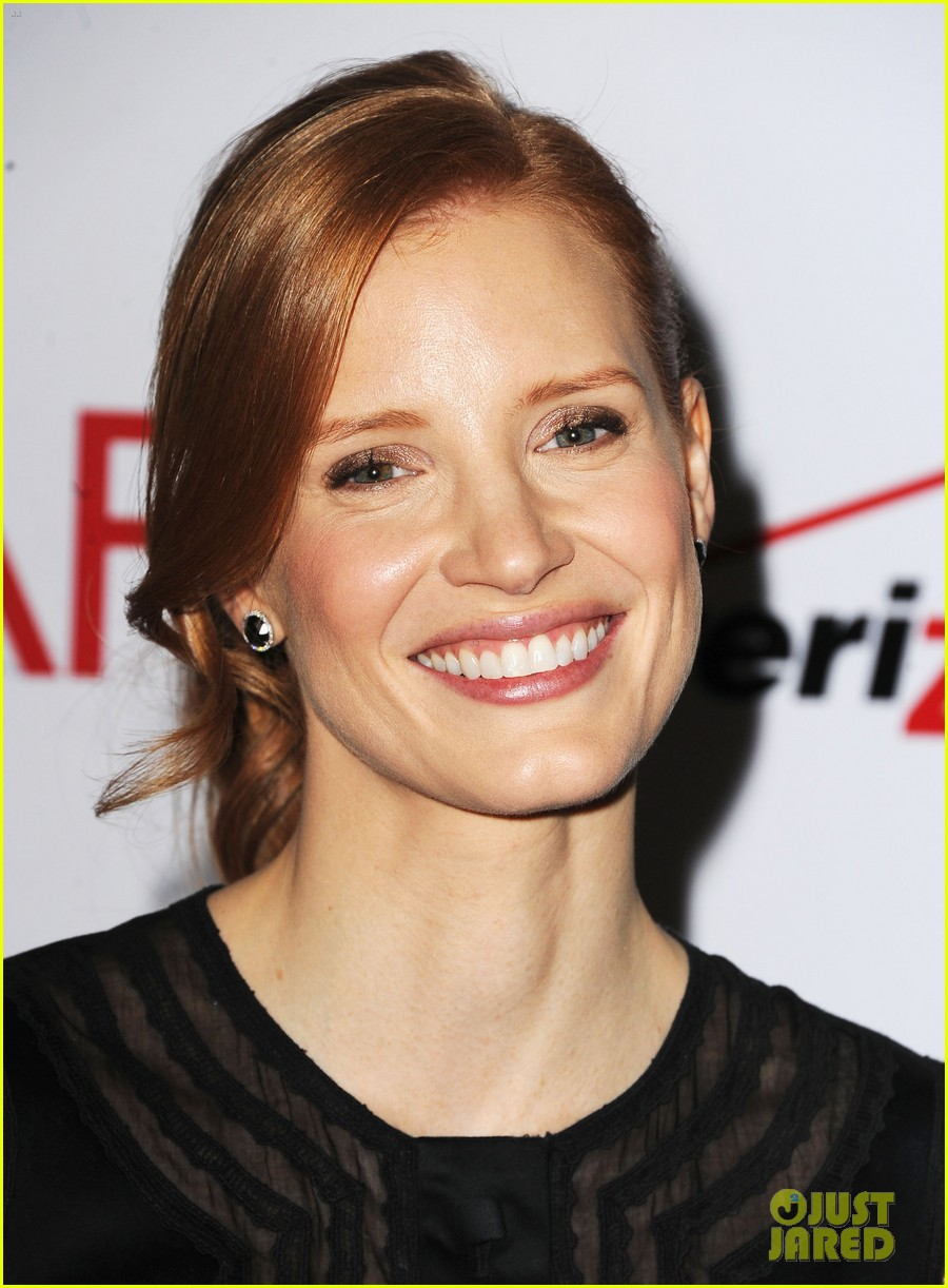 jessica chastain afi awards 02