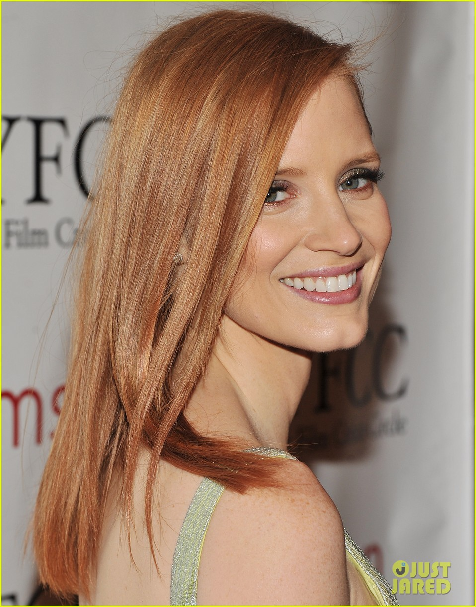 jessica chastain critics circle awards 04
