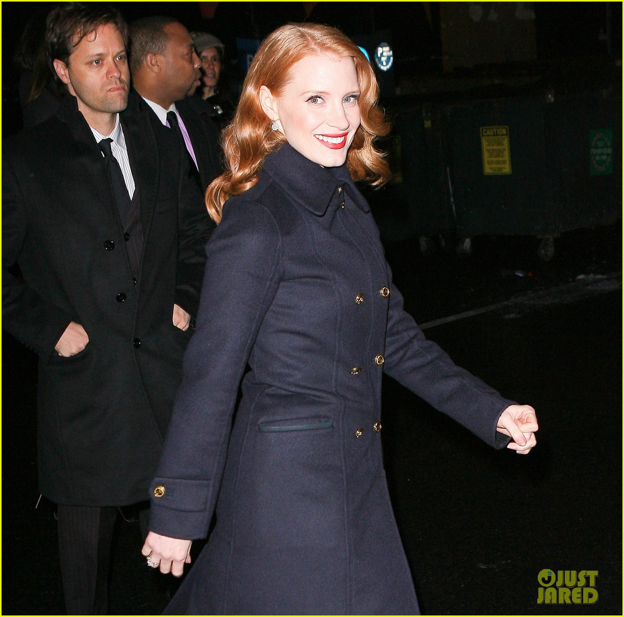 jessica chastain letterman 032619508