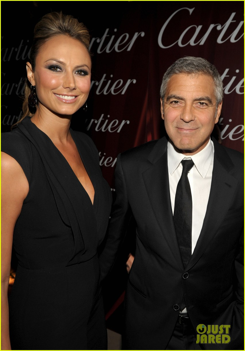 george clooney palm springs stacy keibler 05