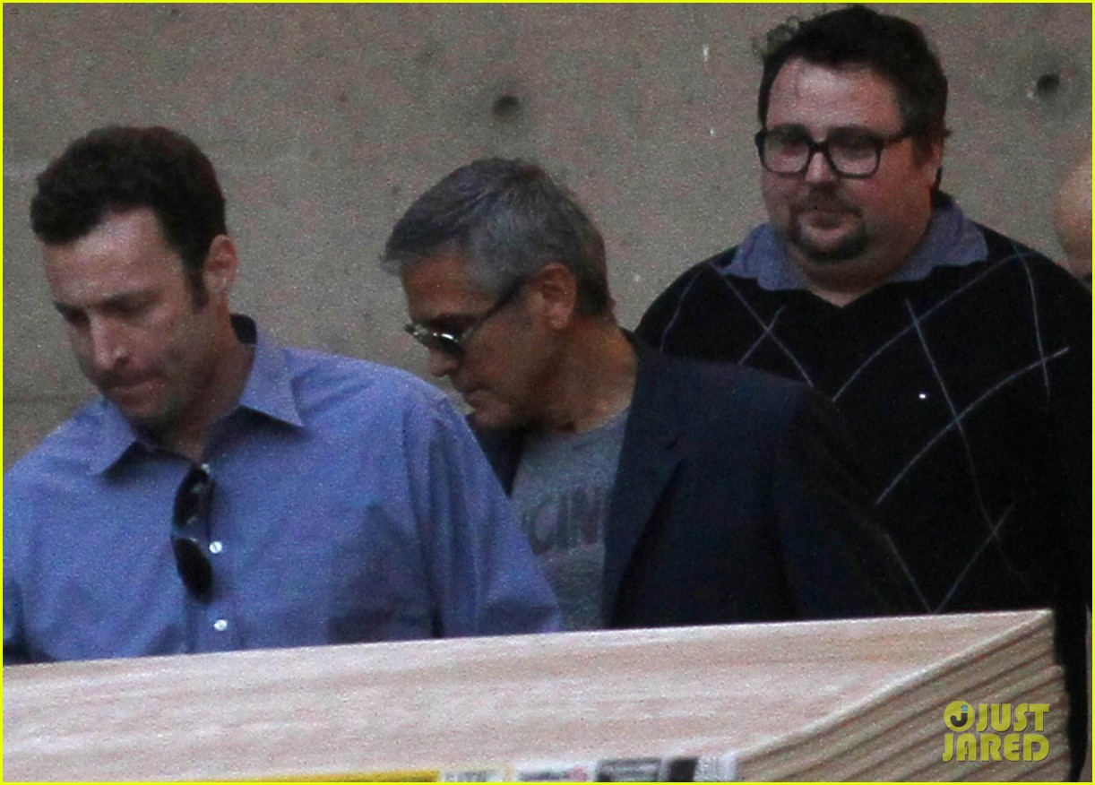 george clooney palm springs stacy keibler 102615299