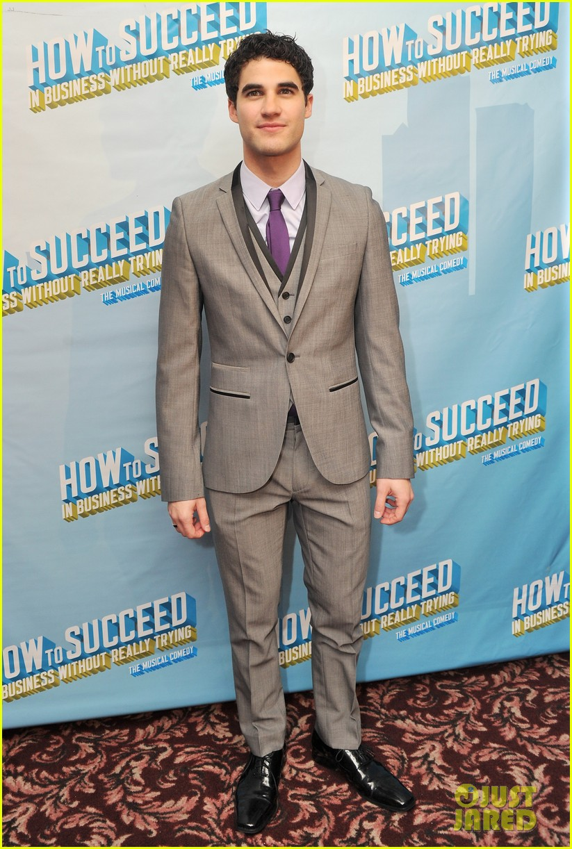 darren criss how succeed debut 11
