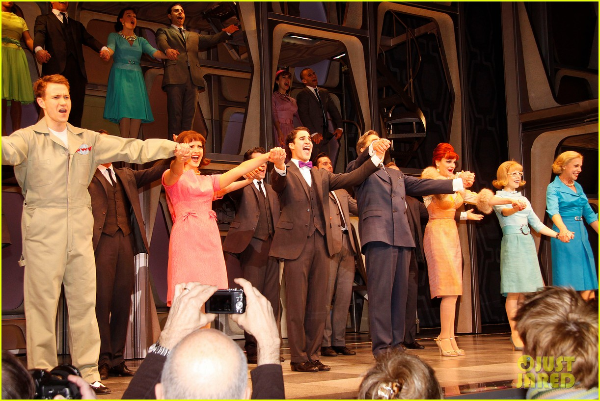 darren criss how succeed debut 14