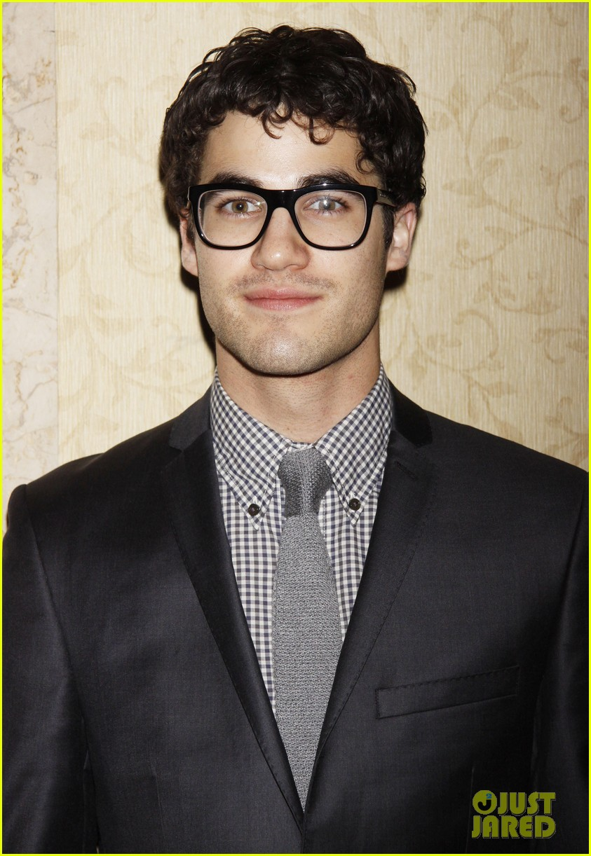 darren criss old vic benefit 07