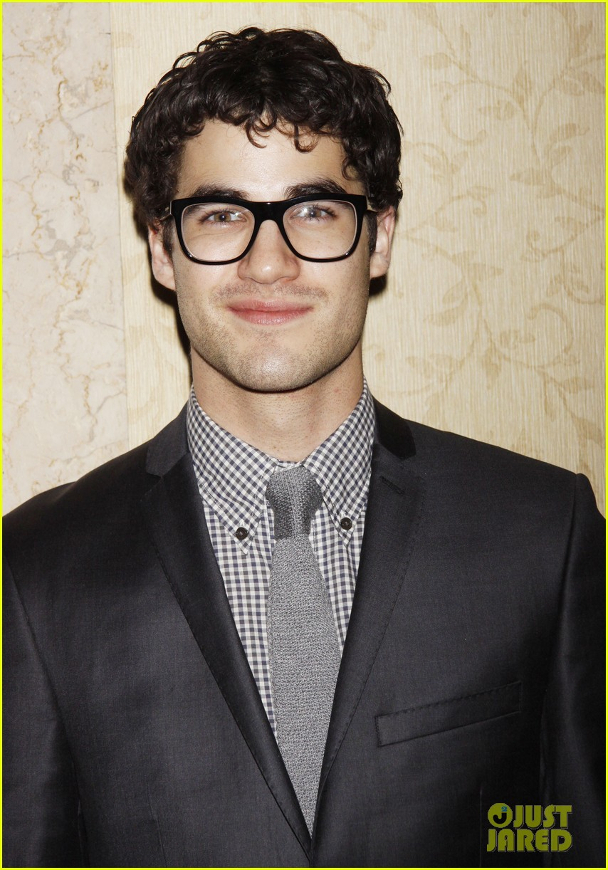 darren criss old vic benefit 08
