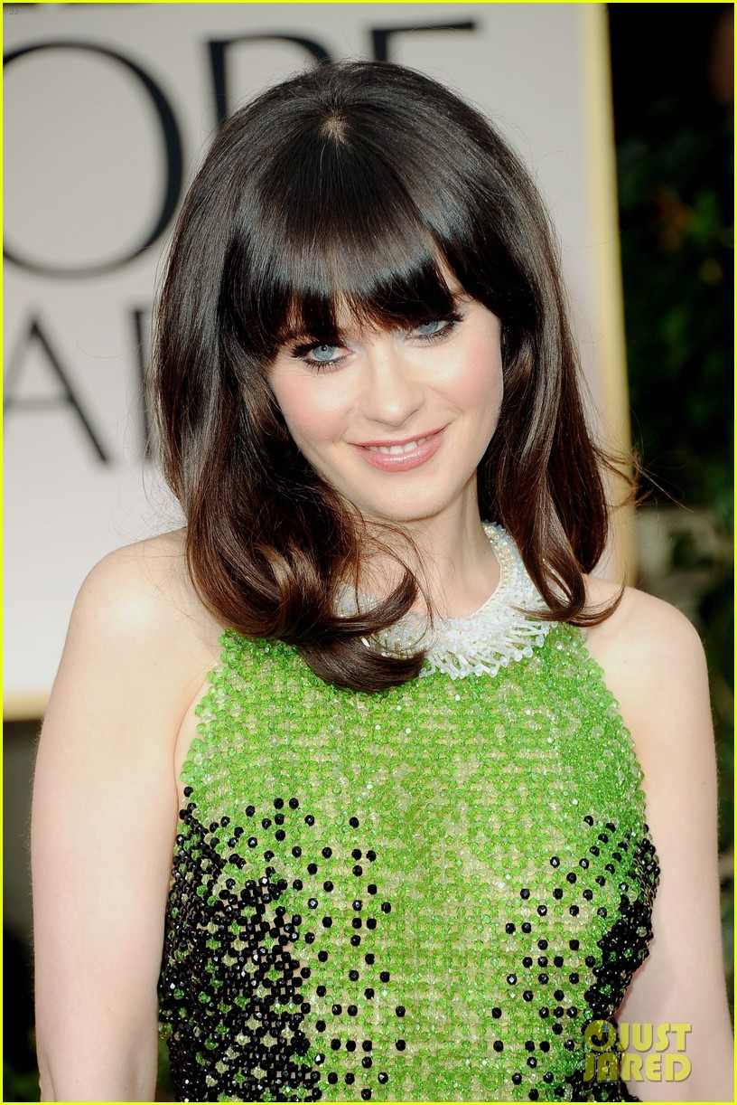 emily zooey deschanel golden globes 03