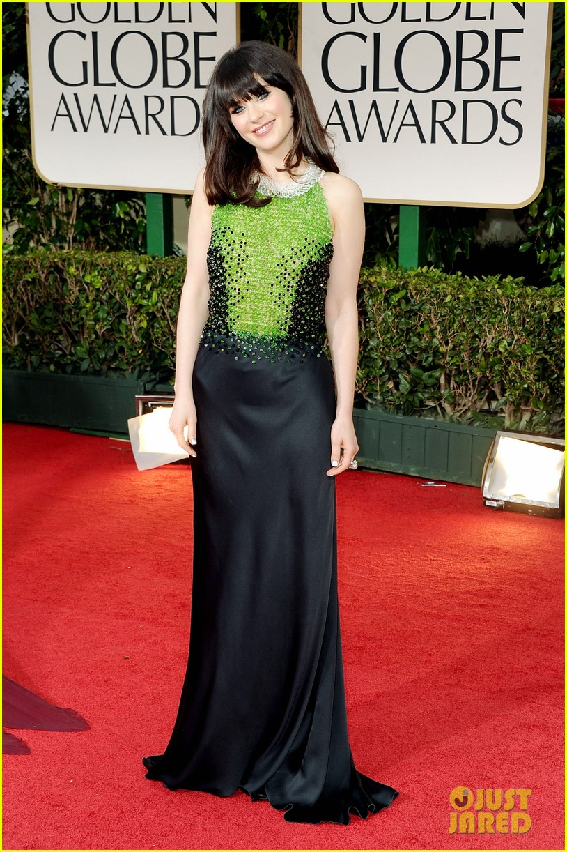 emily zooey deschanel golden globes 07
