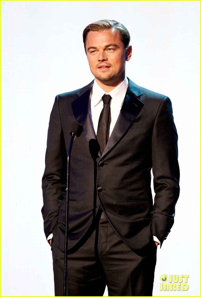 leonardo dicaprio afi awards 2012 04